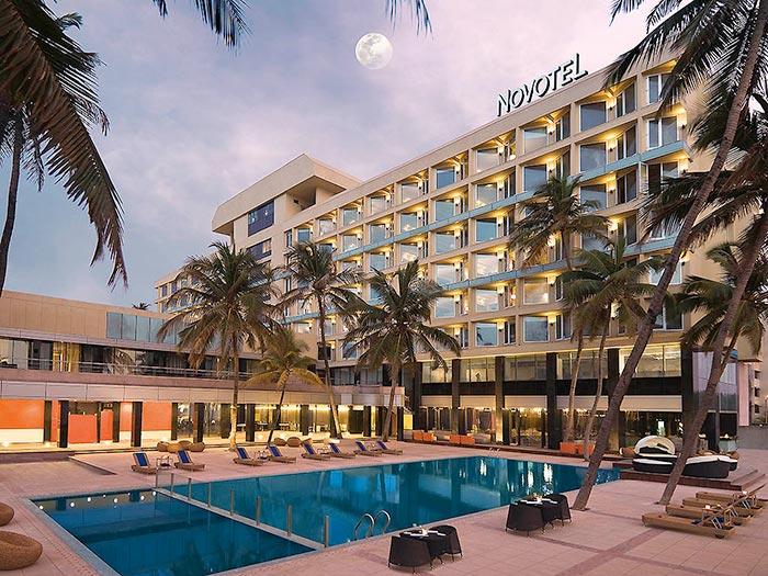 Novotel Hotel, Andheri, Mumbai
