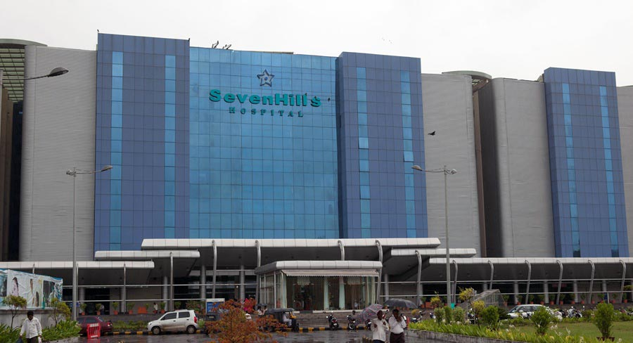 Seven Hills Hospital, Andheri, Mumbai (Refurbishment)